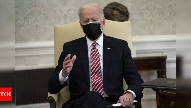 Joe Biden, Benjamin Netanyahu put signs of chill to rest with long-awaited call - Times of India