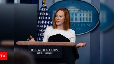 Joe Biden would not be okay if the Taliban ruled Afghanistan: White House - Times of India