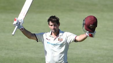 Joe Burns ends runs drought with stunning 171 to rescue Queensland