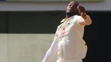 Jofra Archer ruled out of second Test after suffering elbow injury