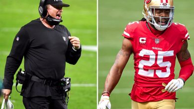 Jon Gruden 'blatantly tampers' with Richard Sherman on podcast