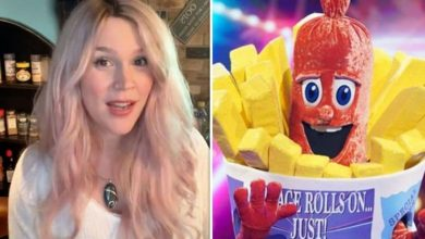 Joss Stone Sausage 'clue' spotted in cooking segment days before Masked Singer reveal