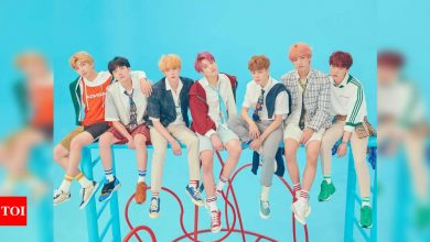 K-pop is shaping fashion trends around the world - Times of India