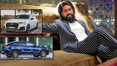 From Audi Q7 To Mercedes GLC 250D Coupe, Take A Look At KGF Star Yash