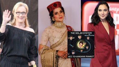 Kangana Ranaut Is The Most Trending Meme Material After Her Meryl Streep Comparison