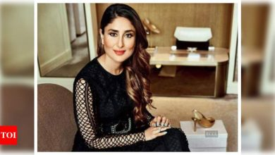 Kareena Kapoor Khan reveals she has never faced sexism, says she is surrounded by men who are feminists - Times of India