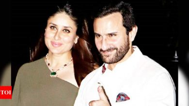 Kareena Kapoor and Saif Ali Khan blessed with baby boy! Fans pour in warm wishes - Times of India