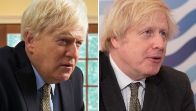 Kenneth Branagh is unrecognizable as Boris Johnson in COVID-19 drama