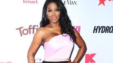 """Kenya Moore Reveals What Was Cut From Latest RHOA Episode, Defends Herself Against Claims of Egging on Fight Between LaToya and Drew, and Calls for Marlo to """"Own [Her] Behavior"""""""