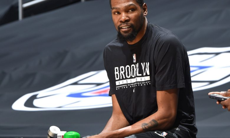 Kevin Durant will be participating in one All-Star activity