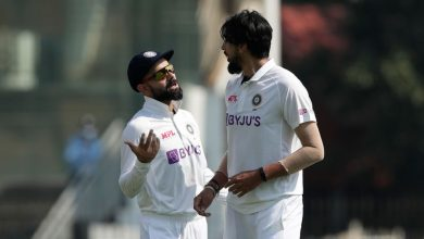 Kohli on 'dear friend' Ishant: 'To play 100 Tests for a fast bowler is as good as 150 Tests for a batsman'
