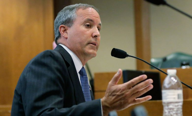 Lawsuit: Donor Involved in Texas AG's Home Renovations