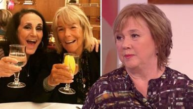 Linda Robson 'favourite gals' post queried by fans as no sign of Pauline Quirke amid 'row'