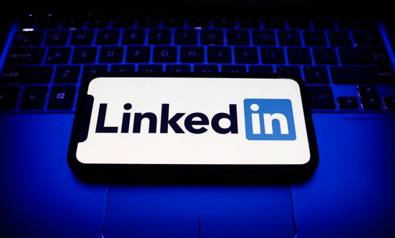 LinkedIn is down so you can't add anyone to your professional network