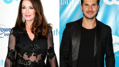 """Lisa Vanderpump Walks Back """"Emotional Affair"""" Admission With Gleb Savchenko and Says DWTS Pro is Only a """"Good Friend,"""" Plus She Claps Back at Fan Who Allege Gleb Doesn"""