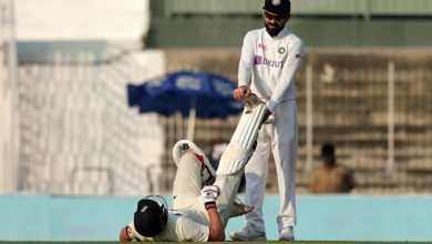 Live Report - India vs England, 1st Test, Chennai, 2nd day