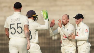 Live Report - India vs England, 1st Test, Chennai, 5th day