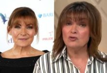 Lorraine Kelly reveals her secret heartache as her dad fought for his life