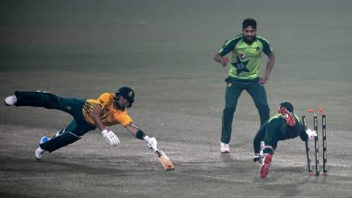 Mark Boucher praises 'bravery' as second-string squad falls short in Pakistan T20Is