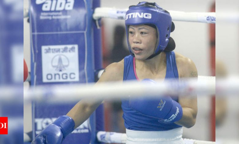 Mary Kom credits BFI president for boxers' 'remarkable performances'   Boxing News - Times of India