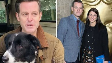 Matt Baker lands reality show with wife and children in first big project after One Show