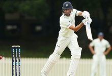 Matt Short holds Victoria together as New South Wales dominate rain-interrupted day