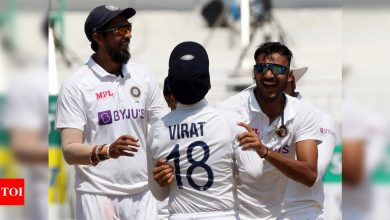 Mayhem in Motera: How 30 wickets fell in two days   Cricket News - Times of India