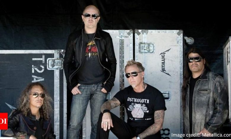 Metallica:  Blizzcon 2021: When Twitch tolled the censor bell for Metallica concert - Times of India