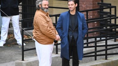 Michael Sheen: My 'Prodigal Son' character is 'likeable,' but a 'monster'