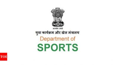Ministry gives one-year extension to five NSFs to amend their constitution in accordance with Sports Code | More sports News - Times of India