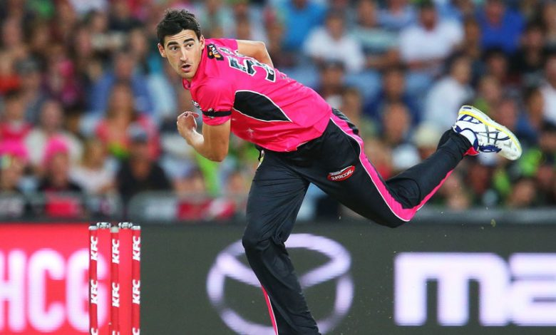 Mitchell Starc won't play in BBL final despite being fit for selection