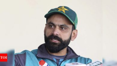 Mohammad Hafeez declines PCB central contract offer | Cricket News - Times of India