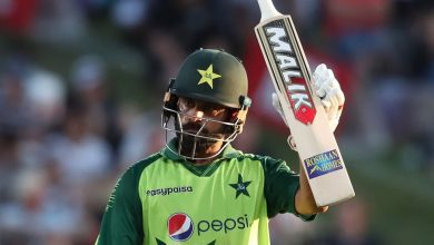 Mohammad Hafeez turns down Category C PCB contract