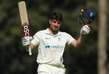 Moises Henriques strengthens his Test case with a third Shield century for the summer