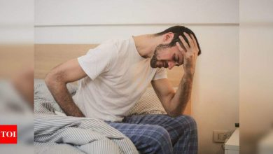 My COVID Story: The toughest part in the hospital were the nights spent in fear - Times of India