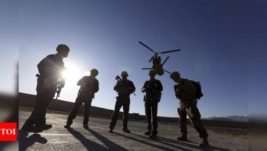 Nato faces conundrum as it mulls Afghan pullout - Times of India