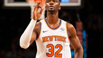 Nets sign ex-Knicks forward Noah Vonleh as roster tinkering continues