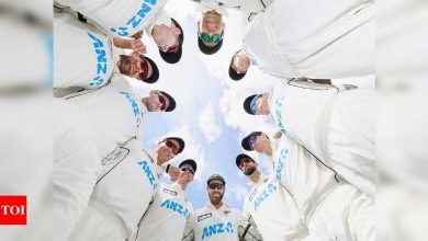 New Zealand aim to purge Lord's pain in World Test Championship final   Cricket News - Times of India