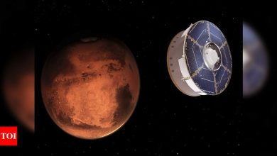 Next stop Mars: 3 spacecraft arriving in quick succession - Times of India