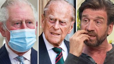 Nick Knowles: DIY SOS host hits out and defends Prince Charles visiting dad Prince Philip
