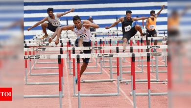 No water, food, accommodation for athletes at Junior Nationals | More sports News - Times of India