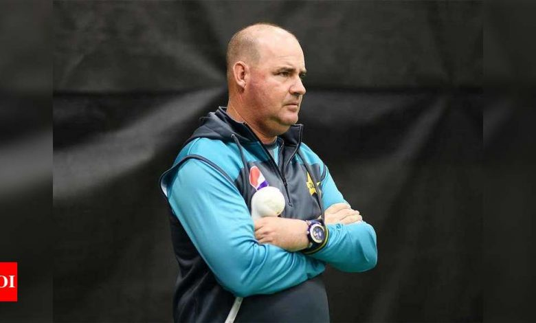 Not sure how I picked up Covid-19: Mickey Arthur | Cricket News - Times of India