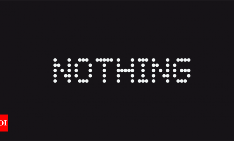 Nothing:  Nothing unveils Teenage Engineering as founding partner - Times of India