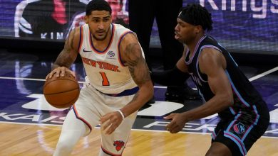 Obi Toppin may finally be playing himself into bigger Knicks role