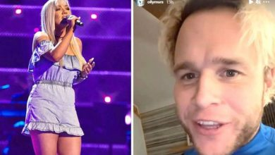 Olly Murs sets record straight and defends actions on The Voice after sparking questions