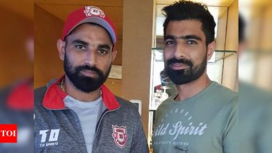 One step closer to the ultimate dream: Mohd. Shami congratulates brother Kaif on Vijay Hazare debut | Cricket News - Times of India