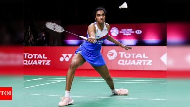 PV Sindhu moves out of Gopichand Academy, to train at Gachibowli | Badminton News - Times of India