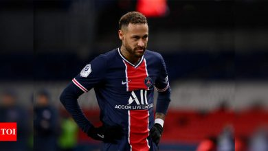 Packed schedule responsible for Neymar's injury: PSG's Pochettino   Football News - Times of India