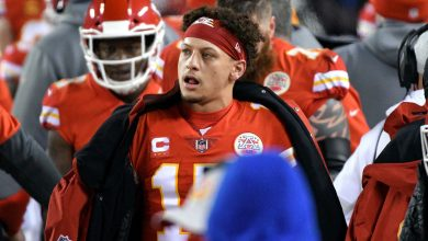 Patrick Mahomes' epic trip back to Super Bowl was full of ups and downs