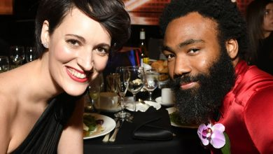 Phoebe Waller-Bridge and Donald Glover to star in Amazon's Mr. and Mrs. Smith series